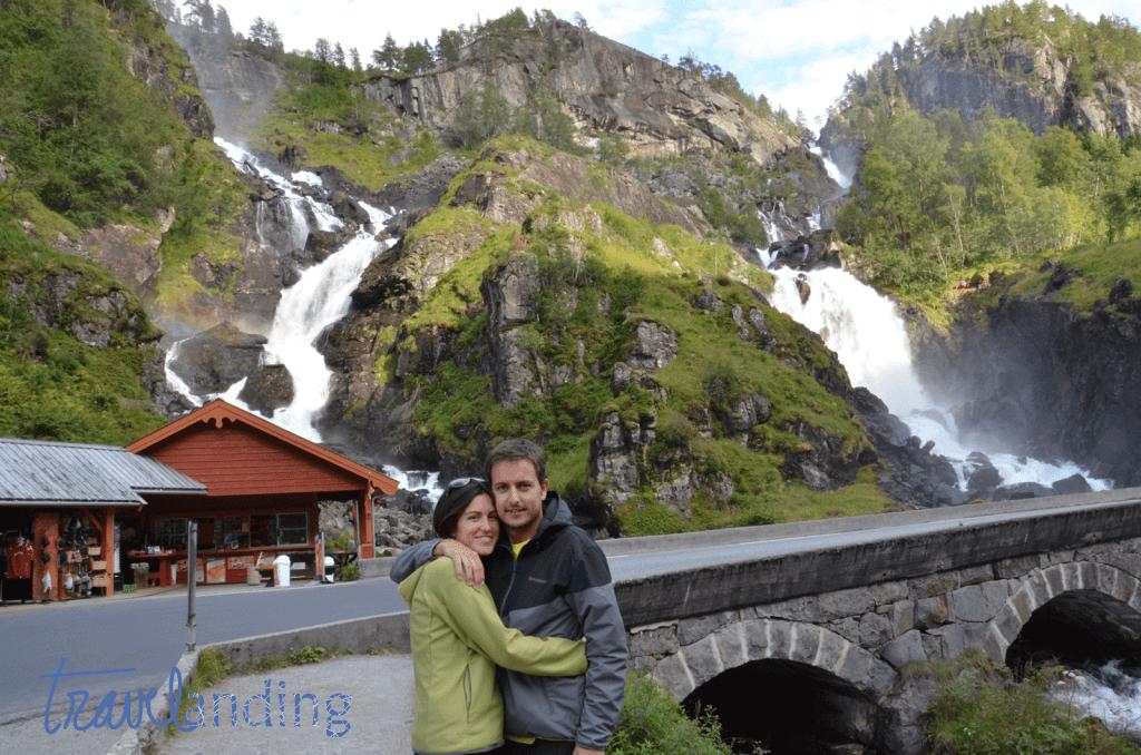 cascadas Latefoss