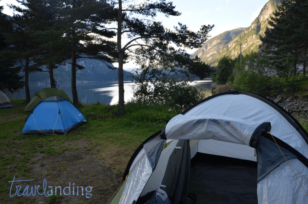 Camping Odda