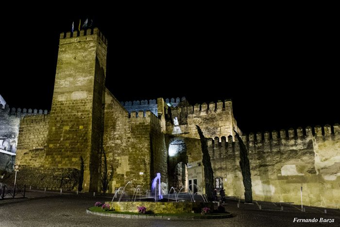 Alcazar Puerta de Sevilla