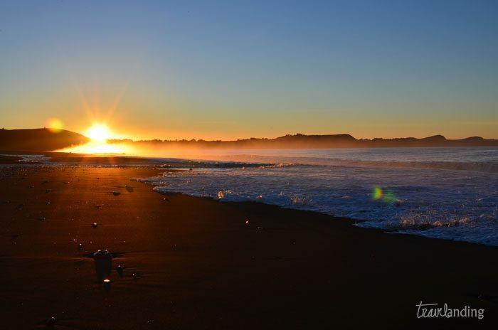 playas de kaikoura
