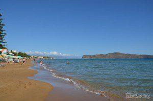 Playa de Creta dorada