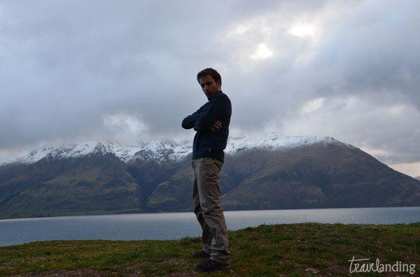 lago Nueva Zelanda