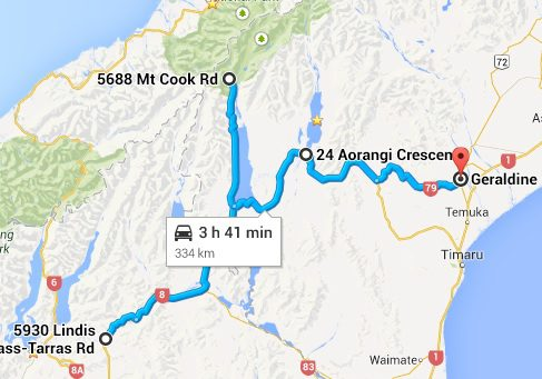 mapa ruta dia 12