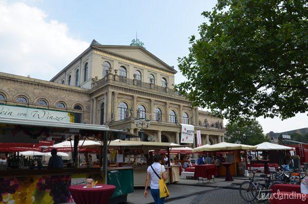 Ópera y su mercado