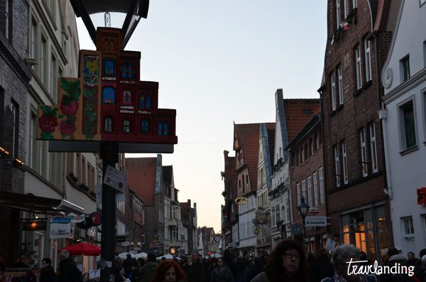 calles de luneburg
