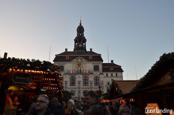 rathaus luneburg
