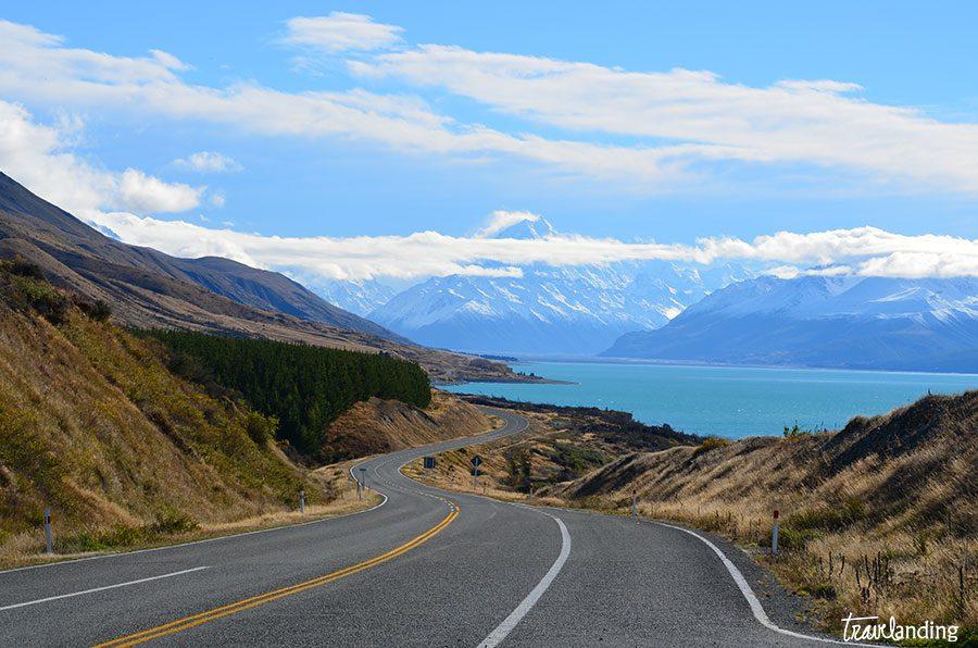 carretera-lago-tekapo
