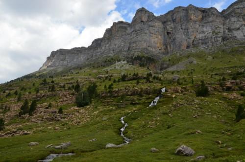 cascadas ordesa y monte perdido