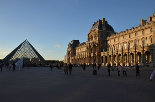 museo luvre paris