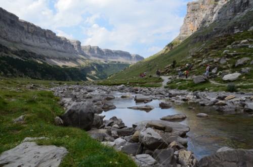 valle ordesa y monte perdido ruta