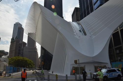 edificio calatraba nueva york
