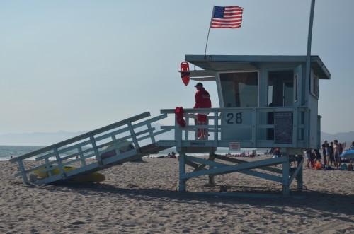 vigilantes de la playa los angeles