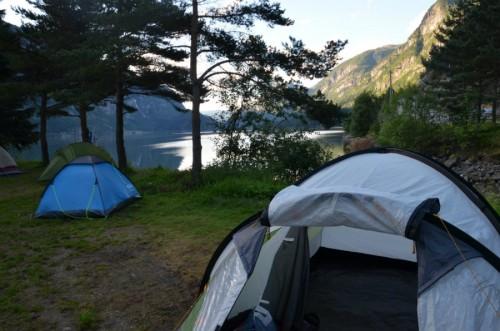 camper noruega