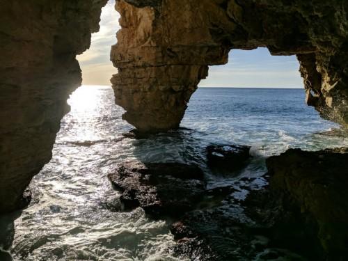 cuevas cala moraig