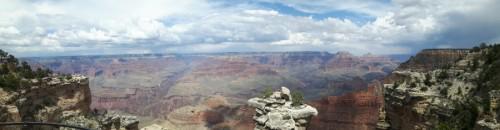 gran cañón vistas