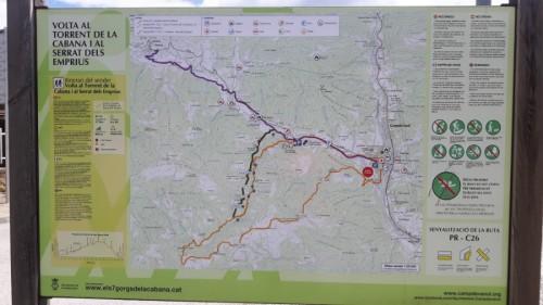 mapa ruta 7 gorgs