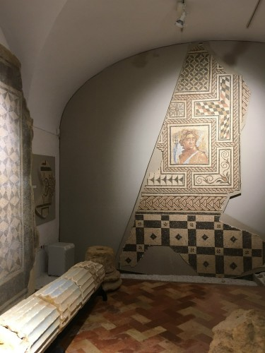 museo de carmona mosaico