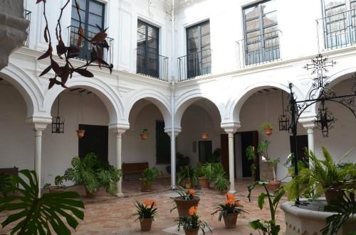 patio museo carmona
