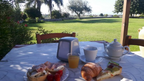 desayuno magnifico sicilia