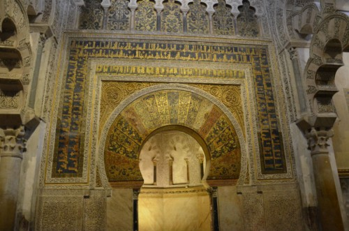 mezquita interior