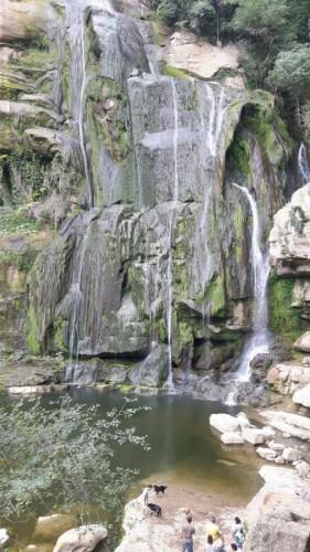 salt de sallent cascadas