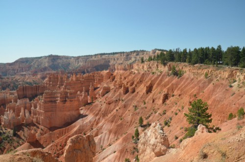 bryce canyon senderismo