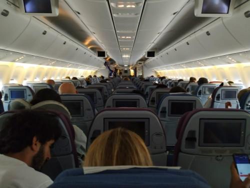avion a peru