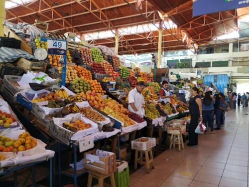mercados peru