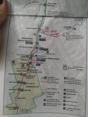 mapa zion completo
