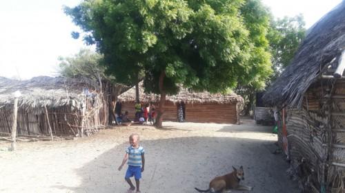 poblado africa