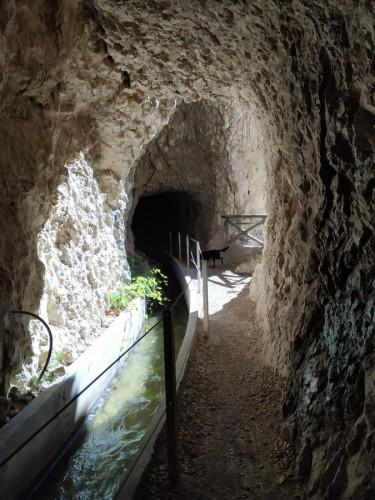 ruta tuneles cazorla