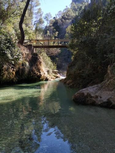 trekking rio borosa
