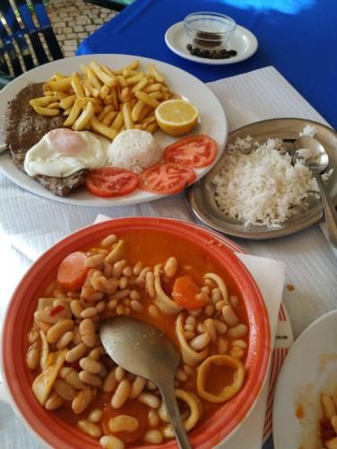 comida silves