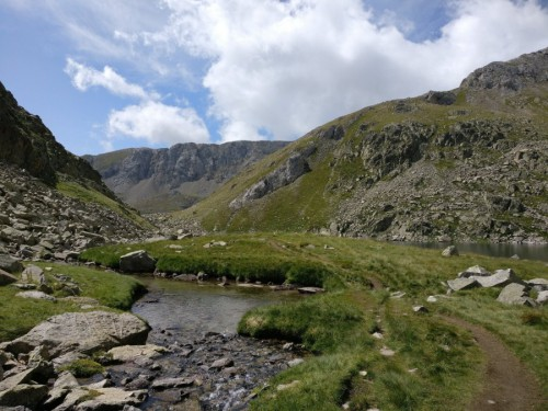 pirineos trekking