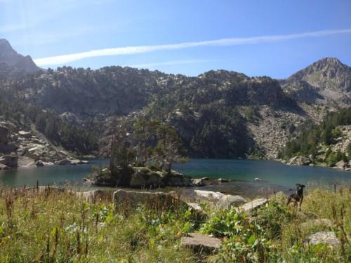 ruta senderismo pirineos