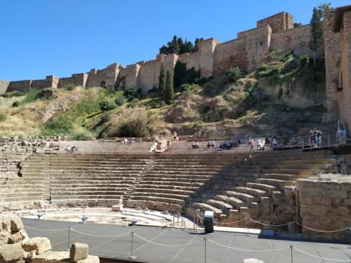 restos romanos malaga