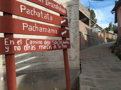 rutas lago titicaca