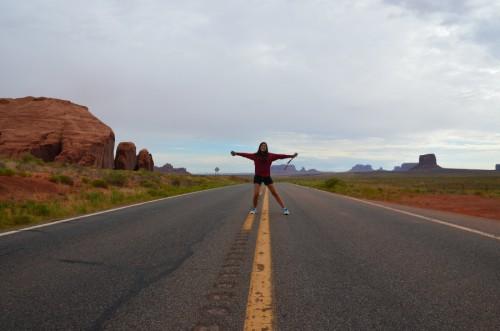 carreteras monument valley