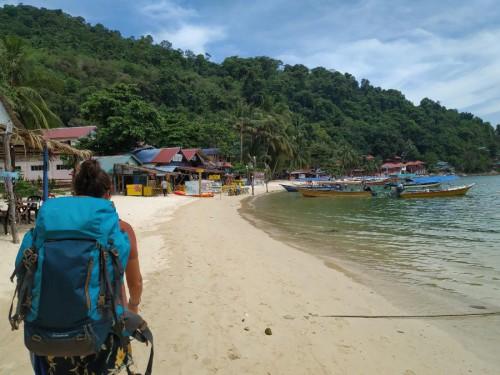 perhentian turismo