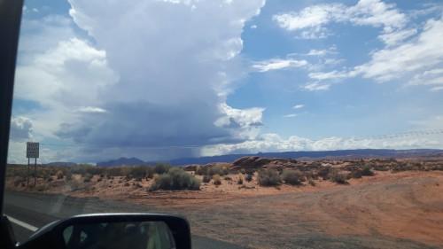 tormentas carreteras estados unidos