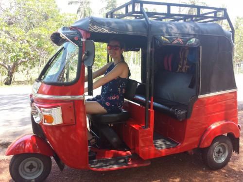 tuktuk srilanka alquiler