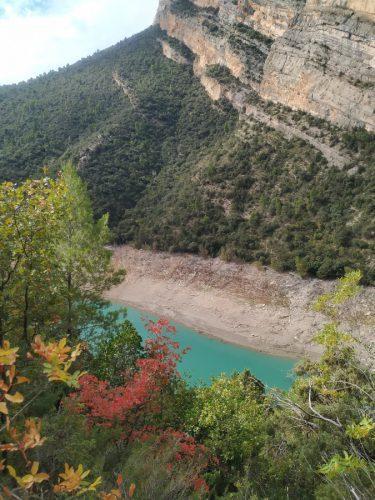 ruta senderismo congost de mont rebei