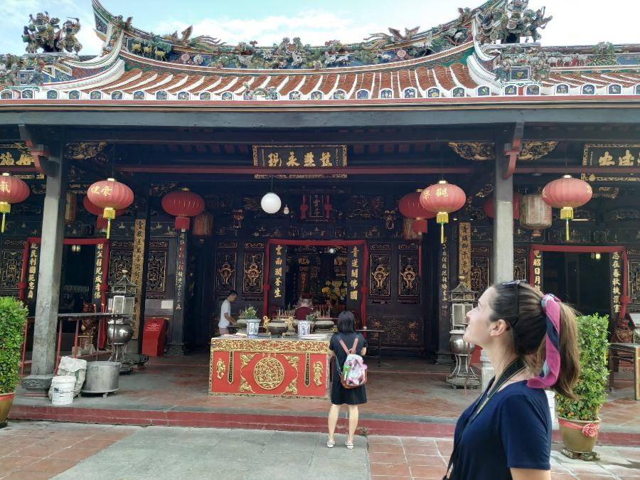 templos melaka