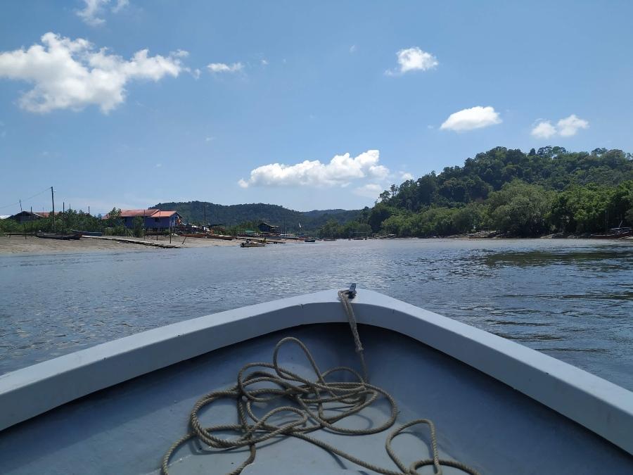 barco a bako
