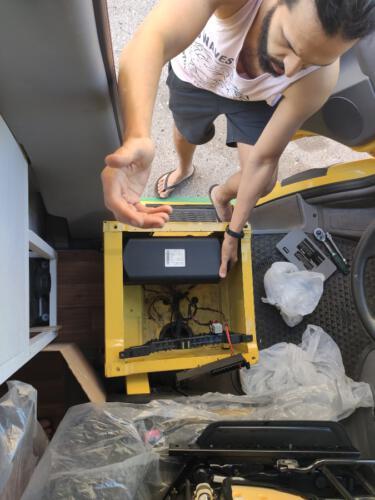 instalacion calefaccion estacionaria