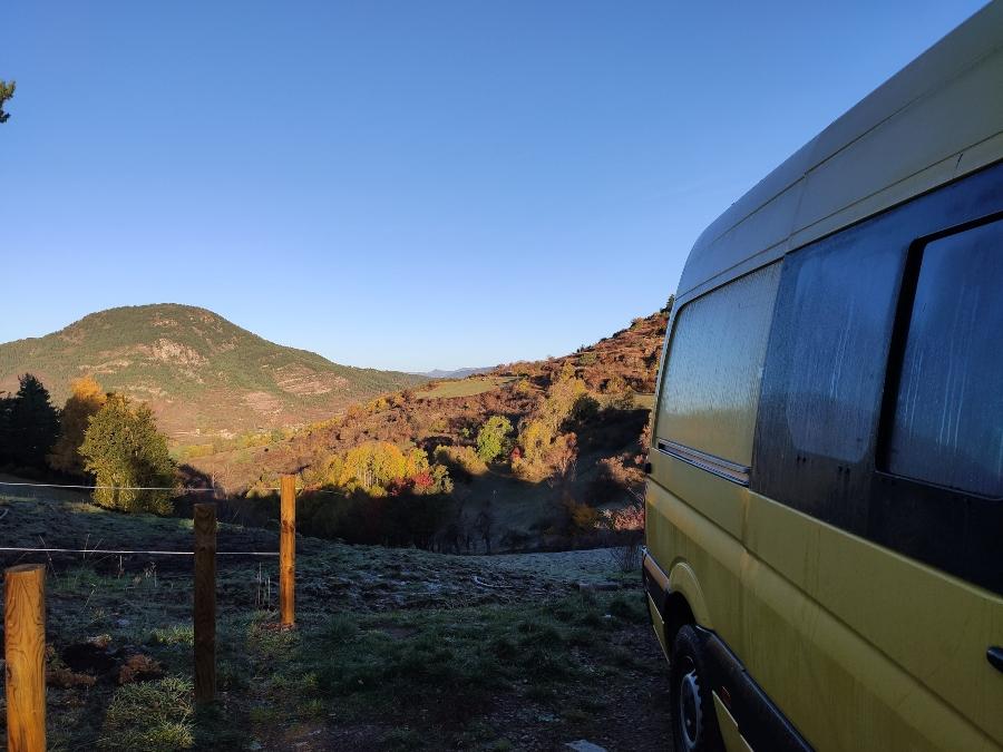 furgoneta camperizacion