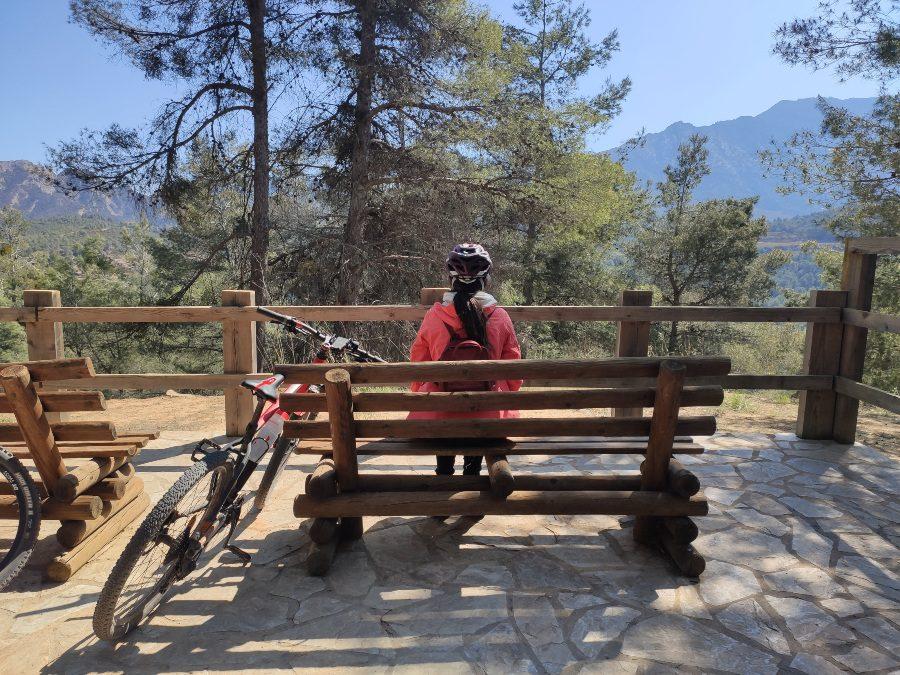 ruta en bici tarragona